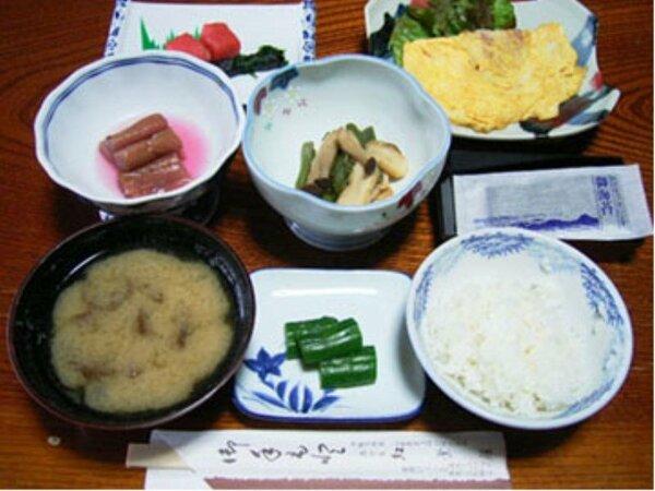 *【朝食(一例)】朝からしっかり栄養補給!