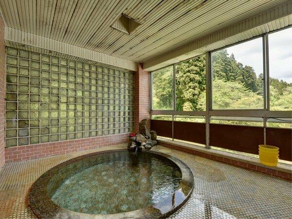 *大浴場 女湯 天然温泉につかってのんびりとおくつろぎ下さい。