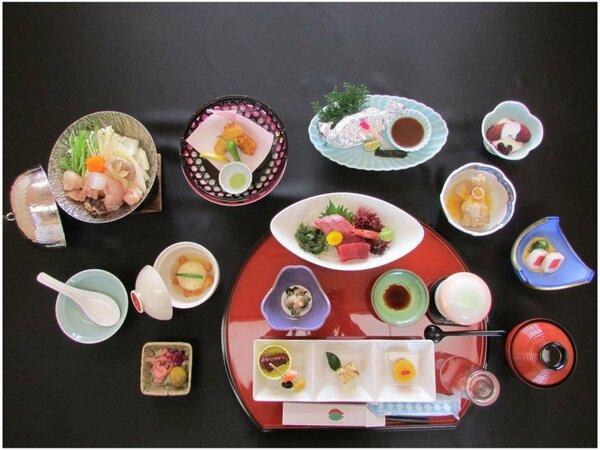 【夕食】雅膳