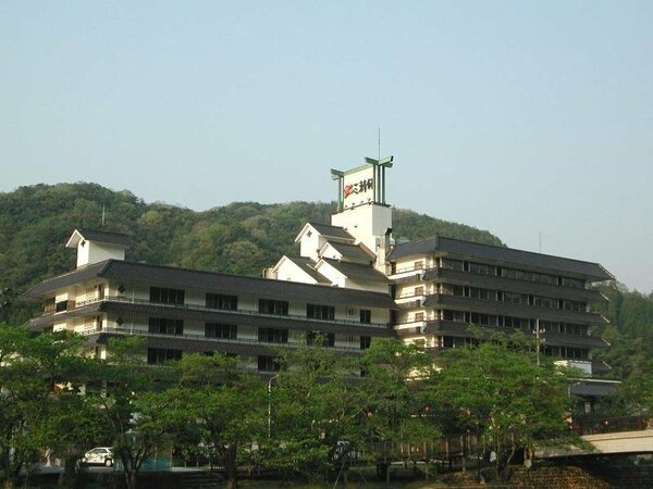 三朝館外観イメージ