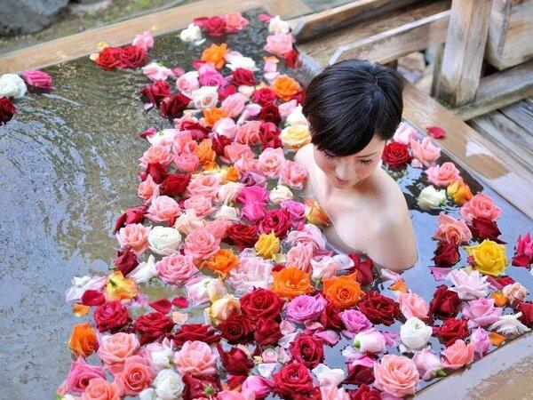 湯気とともに立ち昇る甘い香りが心と身体を心地よく癒し、贅沢な気持ちに浸っていただけます。