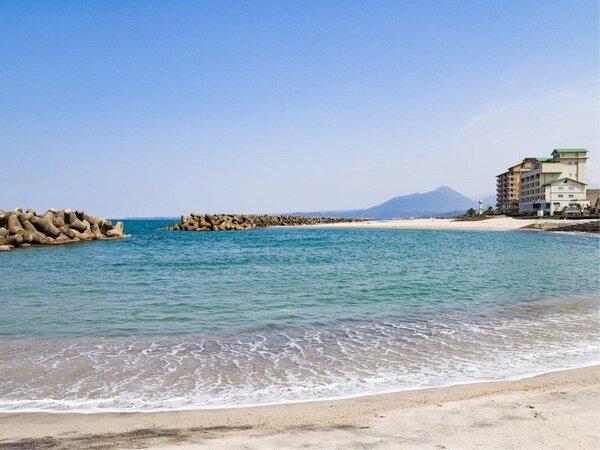*【オーシャンビュー】目の前は海!四季折々の海景色をお楽しみいただけます!