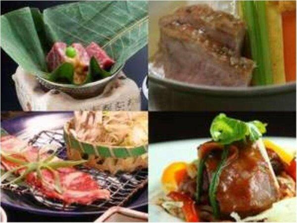 鳥取和牛料理