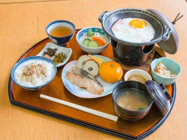 *【朝食一例】身体に優しい和朝食をご用意致します。