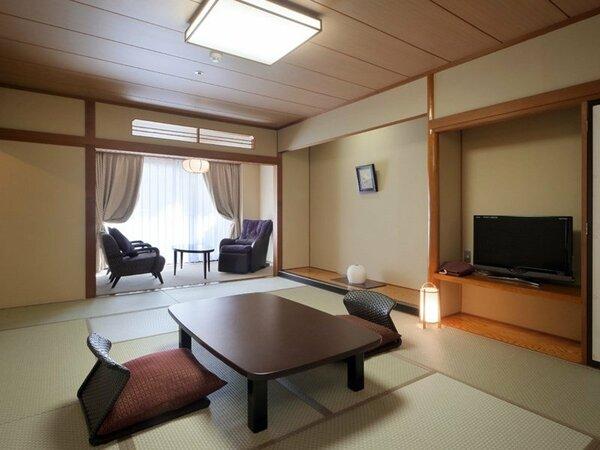 ◆客室◆秀峰館11階【禁煙】眺望和室