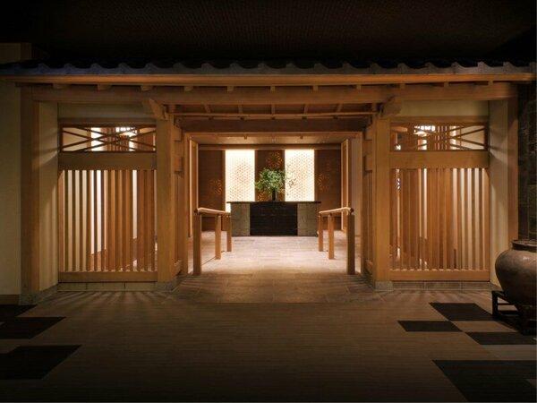 ◆個室料亭「日光」入口