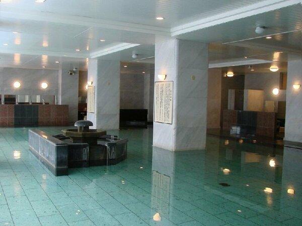 ◆大浴場◆秀峰館大浴場 紅葉の湯