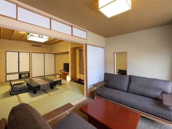 ◆客室◆八番館露天風呂付客室(一例)