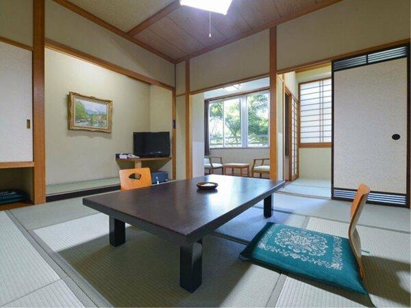 【喫煙】旧館/淡雪 和室/8畳
