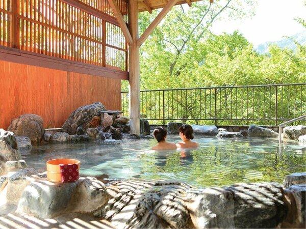 開湯250年の名湯、鬼怒川温泉