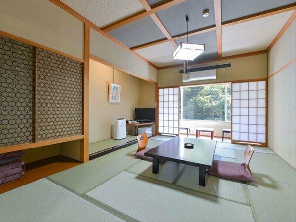 【喫煙】旧館/淡雪/和室18畳~