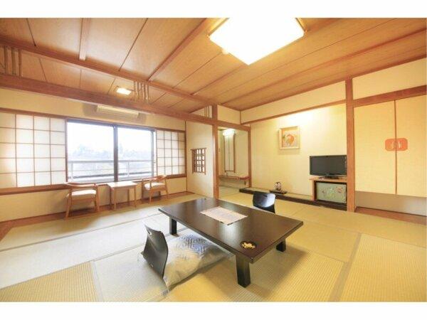 楽水館和室一例