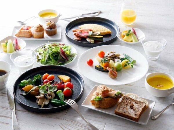 All Day Dining Lounge/BAR Primrose 朝食
