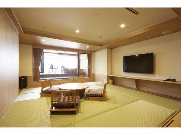 山水亭 和室の一例