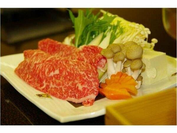 とろけるような美味しさの赤城牛(一例)