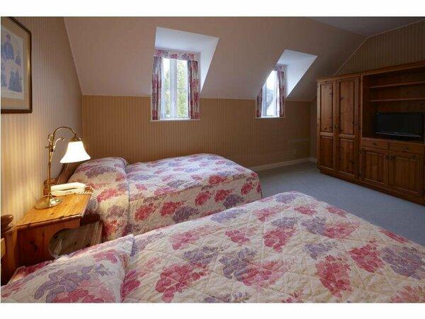 2階寝室一例