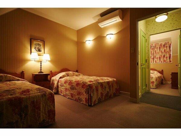 2階寝室 一例
