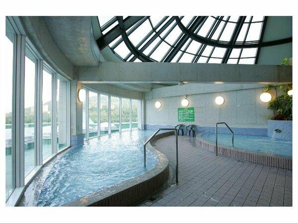 大浴場(天然温泉 ばってんの湯)露天風呂付き