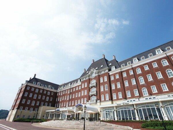ハウステンボス園内ホテル唯一の森と海に囲まれたリゾートホテル