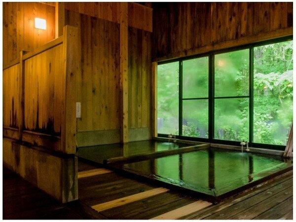 大浴場「桃源の湯」