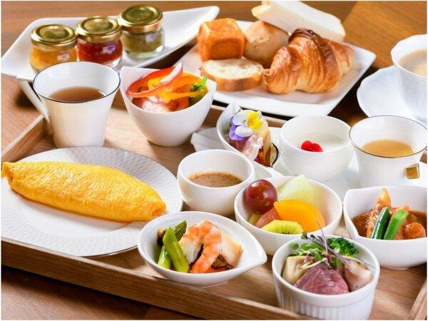 クラブフロア朝食(イメージ)