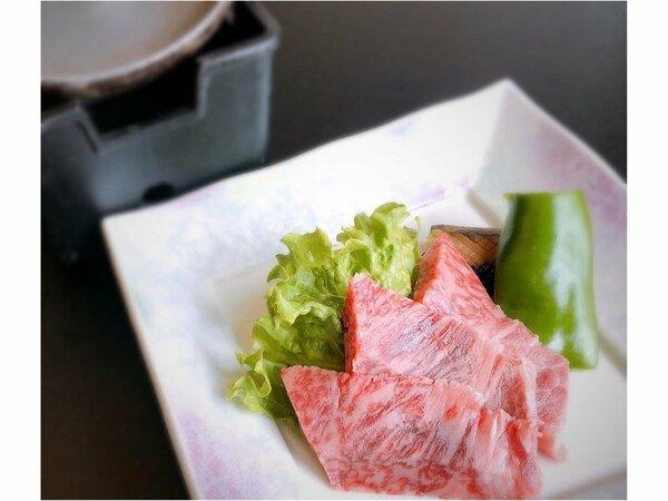 さっと炙って食べるのがベスト!鹿児島黒毛和牛イメージ