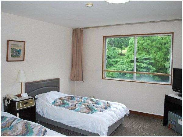 洋室24平米/浴室/ベッド2台「洋」のお部屋