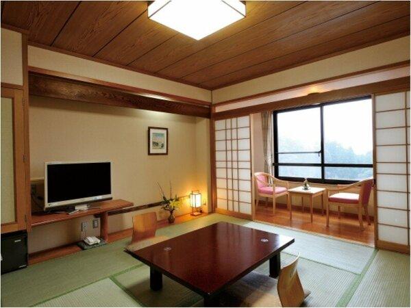 東館客室の一例