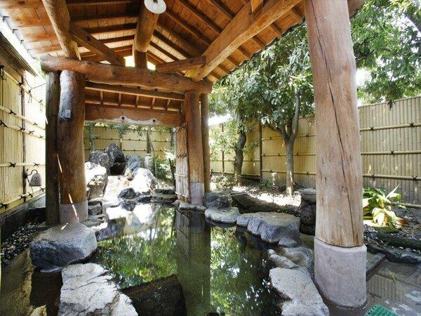 【大浴場】女性/露天風呂 (宿泊者無料)