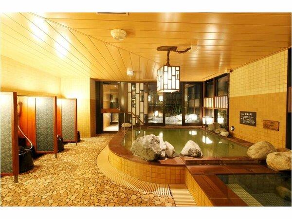 ■男性大浴場 ~内湯~