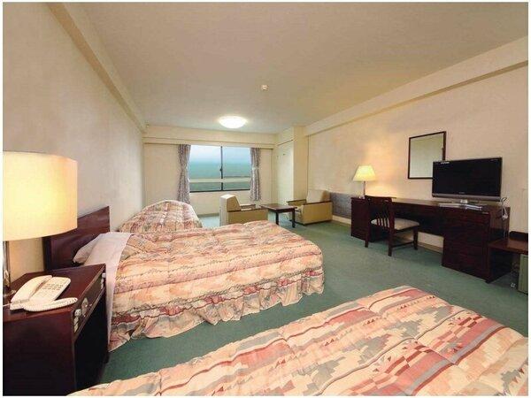 【洋室】3ベッド