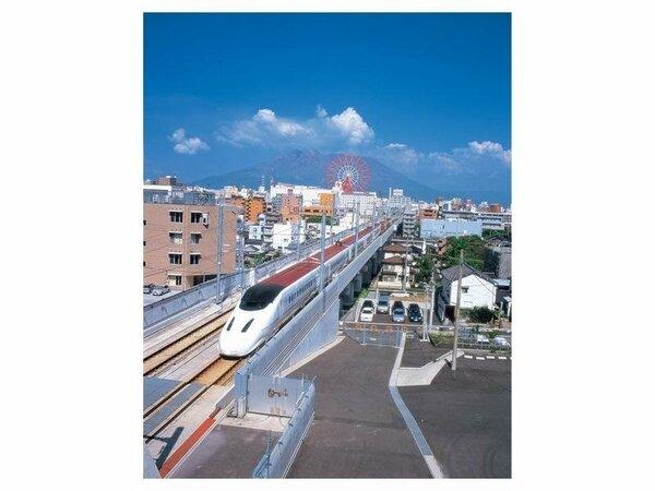 写真協力:(社)鹿児島県観光連盟※実際にお部屋から見える風景とは異なります。