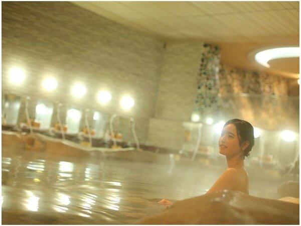 素泊りでももちろん大浴場はご利用可能♪24:00までゆったりとご利用下さい