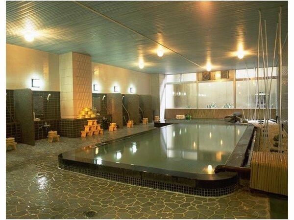 松江しんじ湖温泉の大浴場