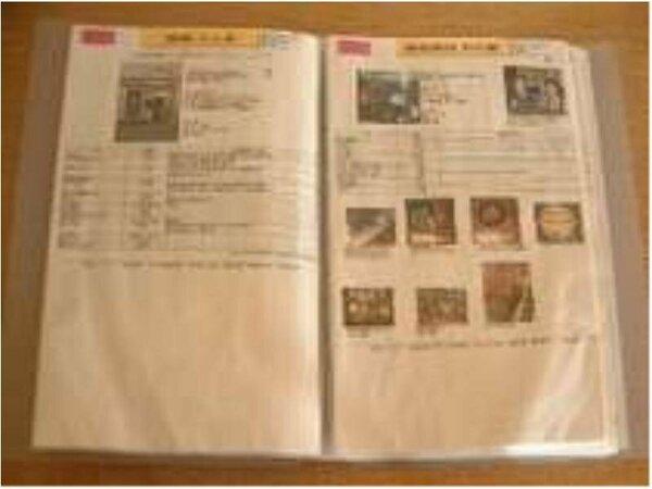 全室にご案内の提携グルメ店のメニュー付きのガイドブックです。フロントにお気軽にお尋ね下さい。