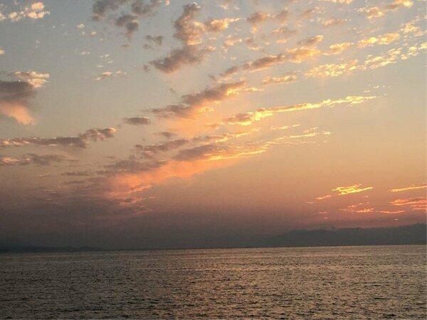 【水の都のフォトウォーク】絶景の宍道湖夕焼け