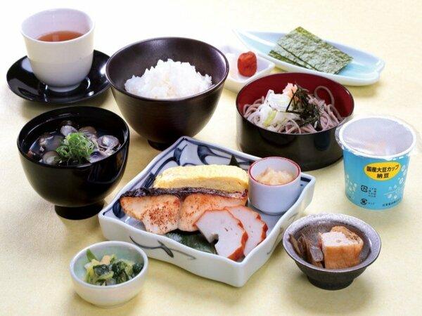 【和朝食】セットメニュー