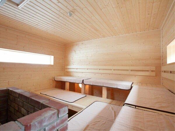 ◆大浴場 フィンランド式サウナ(夜のみ)