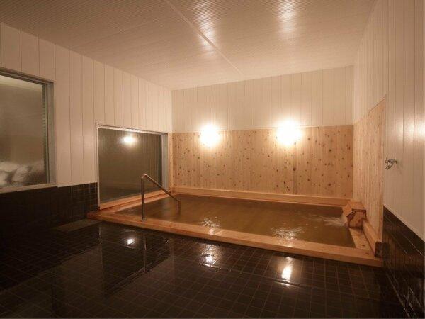 ◆大浴場【夜】