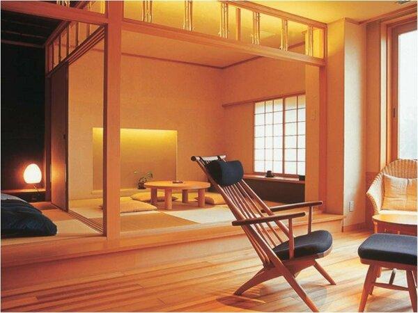 ひのき風呂付和室一例