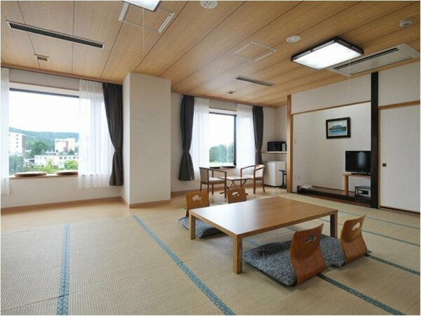 グループ和室・14畳 グループのお客様にお勧めな広めのお部屋