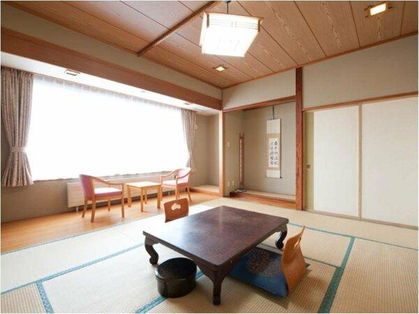 和室10畳 スタンダードな和のお部屋