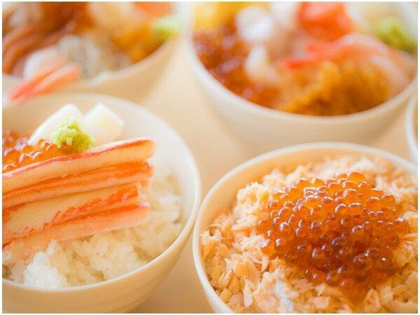 「レストラン楡の森」バイキングディナー(イメージ)十勝の恵みがたーっぷり!