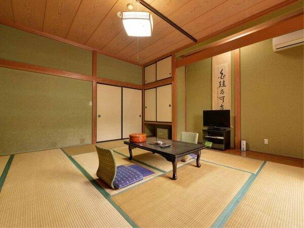 *旧館・1階(6~10畳)/昔ながらの造りのお部屋