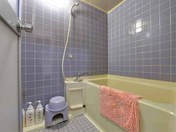 *新館・緑水亭 和室二間(10+8畳)/お風呂