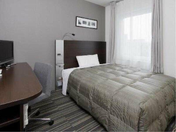【ダブルエコノミー】広さ13平米-14平米/ベッド幅140cm