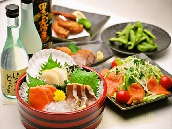 和み 夕食レストラン18:00~22:00、定休日:日曜・祝日