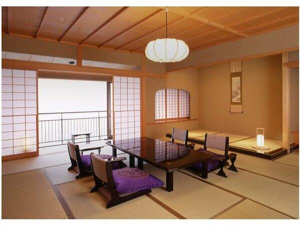 【純和風客室】客室一例