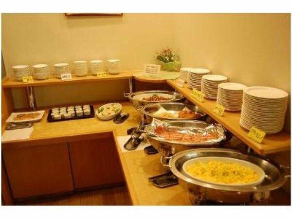 一日の始まりは栄養満点の朝食から!