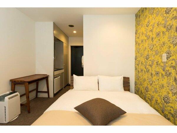 【Standard Double Room】